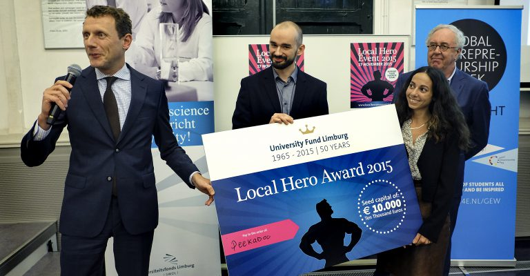 Local Hero Award 2015
