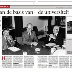 Geschiedenis van het Fonds en de Universiteit Maastricht